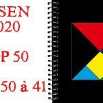 ESSEN 2020 TOP50 EP1 50 à 41