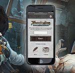 Abomination : application compagnon gratuite disponible en anglais (à temps pour Halloween) / elle rend le jeu hyper vivant…. ouhhhhh