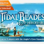 Fin Octobre, les backers EU recevront leur pledge de Tidal Blades