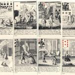 Les jeux de cartes créés durant les pandémies (en anglais)