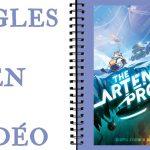 Règles en vidéo du jeu The Artemis Project