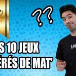 Top 10 de Mat' / Ludovox
