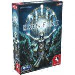Bonfire en anglais dispo en précommande (livraison 2eme quinzaine de sept) ; la VF sort chez Matagot début 2021