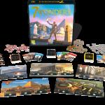 7 Wonders (Second Edition) – Comparaison avec la 1ère édition et avis en famille