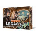 Pandemic Legacy Saison 0 – disponible en précommande / VF / expédition courant Octobre