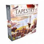 Tapestry : l'extension Manœuvres et manigances disponible en précommande en VF (expédition fin octobre)