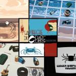 La marche du crabe : Quand la BD devient un jeu extraordinaire