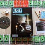 Exit – Les catacombes de l'effroi : Une escape en 2 parties
