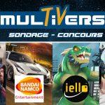 La chaîne Multivers TV fera ses premiers pas en 2021 et lance un sondage