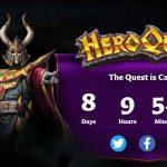 Hasbro ressuscite Hero Quest (sans les créatures & factions spécifiques à Games Workshop) / annonce dans 8 jours