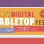 Tabletop Fest chez Steam à partir du 21 Octobre (diffusion en direct, débats,…)