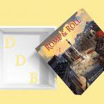 Rome & Roll Le Dedans de la Boîte