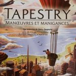 Tapestry – l'extension Manœuvres et Manigances en détail