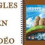 Règles en vidéo du jeu Above and Below les Royaumes du Dessous