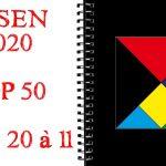ESSEN 2020 TOP50 EP4   20 à 11