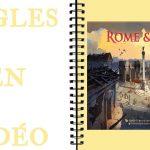 Règles en vidéo du jeu Rome & Roll