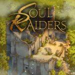 Soul raiders sera jouable en ligne sur Tabletopia durant le Spiel (prochain jeu de Marc André)