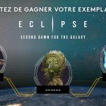 Matagot organise un concours pour gagner Eclipse Second Dawn (jeu de base)