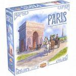 Paris disponible en VF (livraison immédiate, le jeu est déjà en stock) / à partir de 10 ans, 1 à 2h de partie, de 2 à 4 joueurs