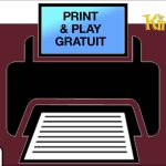 Listes des Print & Play gratuits