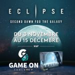Eclipse : Second dawn for the galaxy : le tapis en add on le 19 novembre prochain (cf news de la campagne en cours)