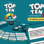 Top Ten : un spécial confinement Print & Play en ligne chez Cocktail Games