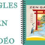 Zen Garden Les Règles en Vidéo