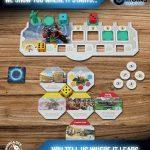 Board & Dice dévoile le reste du matériel de Origins: First Builders (2021)