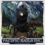 Pacific Rails Inc disponible en anglais