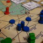 Les maitres d'Italie de Pascal Ribrault : jeu édité par Super Meeple