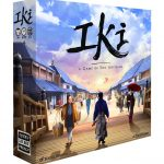 Iki annoncé chez Sorry We are French (un jeu pour 2 à 4 joueurs de Koota Yamada, RE illustré par David Sitbon)