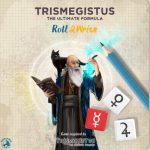 Trismegistus : le roll & write en Print & Play avec 5 autres jeux à $10 chez Board & Dice