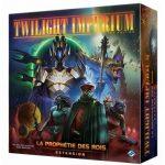 Twilight Imperium 4e Édition : Extension La Prophétie des Rois disponible en VF en boutiques