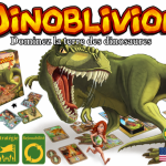 Dinoblivion : en solo ou à deux, dominez la Terre des dinosaures ! (Jeurassic Park)
