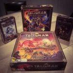 [Test] Talisman 4ème édition et ses extensions La Faucheuse, Le Donjon, La Marche du Froid … Le Med-Fan des années 80 est de retour !