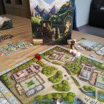 Review : Monasterium (de Arve D. Fühler publié chez dlp games, et bientôt chez Matagot)