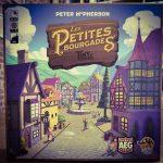 [Test] Les Petites Bourgades, Tetris chez les Minipouss
