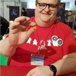 Philippe plus connu sous le pseudo Tapimoket est la nouvelle recrue de Super Meeple