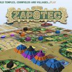 [Flash News] Après Tekhenu et Tawantinsuyu, place à Zapotec, chez Board&Dice