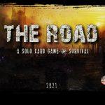 THE ROAD (jeu solo) sur KS