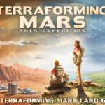 Annonce de Terraforming Mars: Ares Expedition (un nouveau jeu, pas une extension)