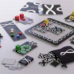 OTTO, un jeu abstrait au design séduisant