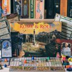 Rome & Roll : La cité ne s'est pas faite en un jour