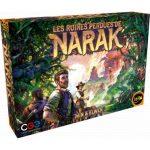 Les ruines perdues de Narak : précommande en VF (expédition en mars)