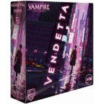 Vendetta – Vampire : La Mascarade disponible en VF [3-6 joueurs, 14 ans et +, 30 minutes] jeu de cartes asymétrique / stratégie, bluff et déduction