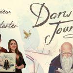 Les recettes ludiques présentent Darwin's journey ; late pledge encore possible