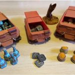 Dune Imperium : des éléments 3D magnifiques !