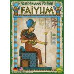 Faiyum : disponible en anglais (1-5 joueurs, 12 ans et +, 2h)