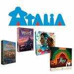 Actu : Atalia devient éditeur