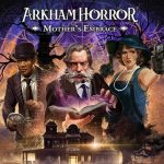 Asmodee Digital présente Arkham Horror: Mother's Embrace sur Steam et Nintendo Switch (le tout en français sauf les voix) , sortie le 23 Mars 2021